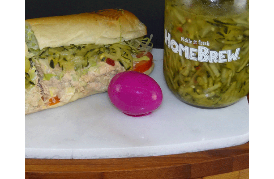 Gourmet Tuna Sandwich at Jimmy John's?