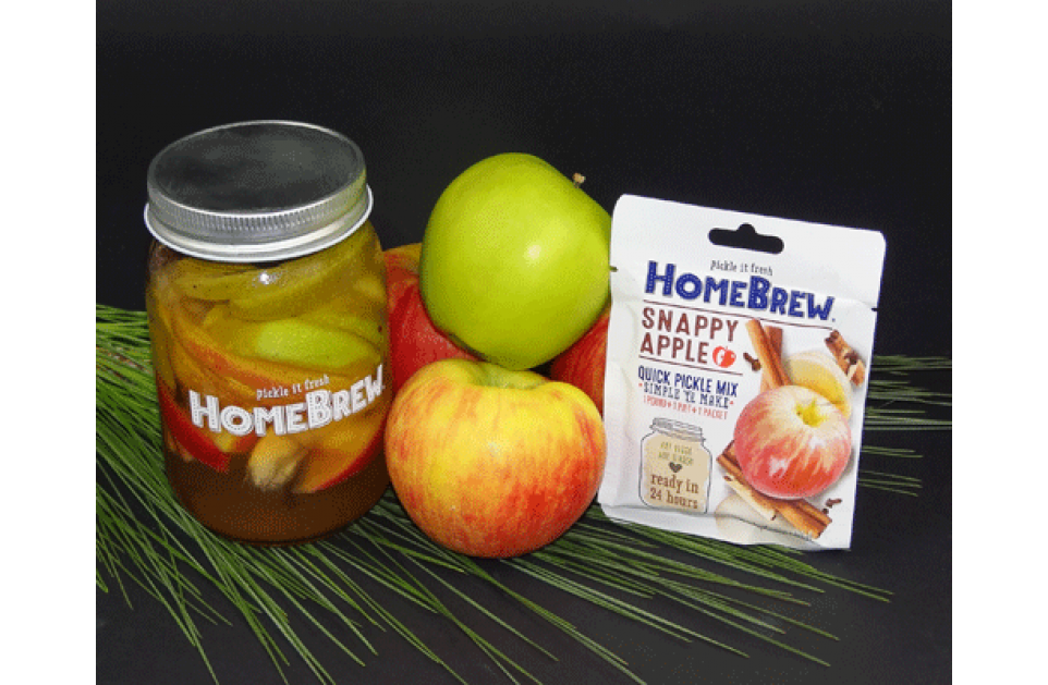 Holiday Snappy Apples - A Thoughtful Gift