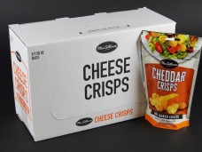 Mrs. Cubbison's® Cheddar Cheese Crisps (Case)