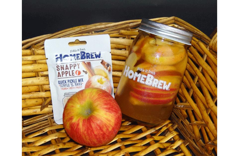Extra-Cozy Snappy Apples - Delicious