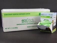 ecoStick Green (Stevia) - Dispenser Box