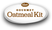 Oatmeal and Gourmet Kit